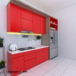 Kitchen set Jatibening Pondok Gede Bekasi