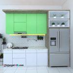 Kitchen set Medan Satria Bekasi