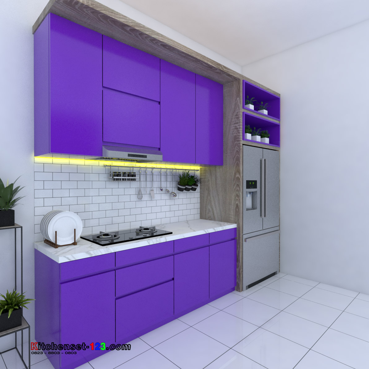 Kitchen set Murah Cabangbungin Bekasi