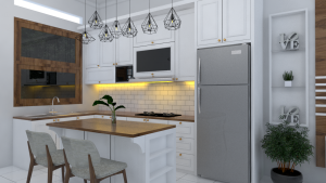 Kitchen set Murah Cibitung Bekasi