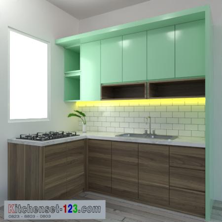 Kitchen set Murah Karang bahagia Bekasi