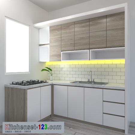 Kitchen set Murah Pebayuran Bekasi