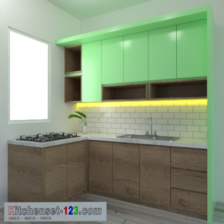 Kitchen set Murah Tambun Utara Bekasi