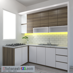 Kitchen set Jatiluhur Jatiasih Bekasi