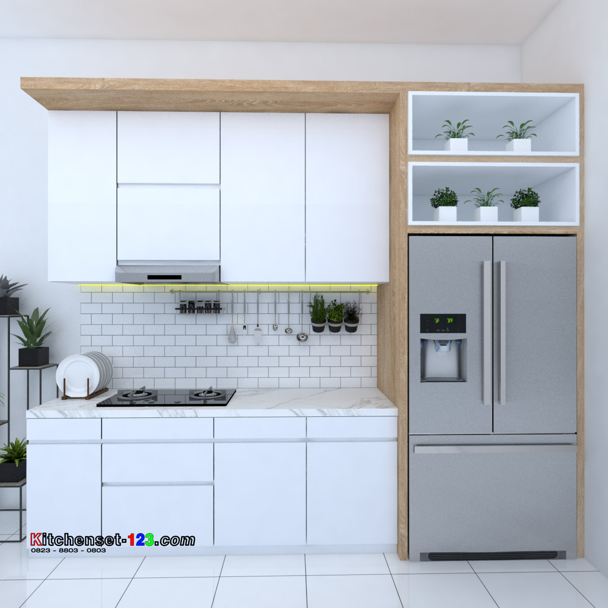 Kitchen set Pekayon Bekasi